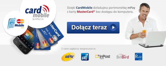 dołącz do CardMobile