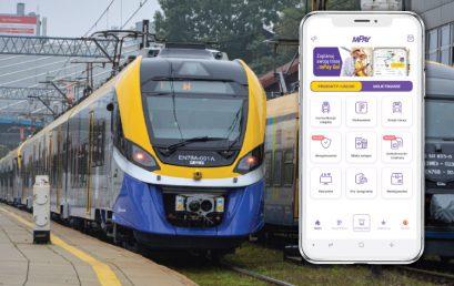 Bilety Kolei Małopolskich od października w aplikacji mPay