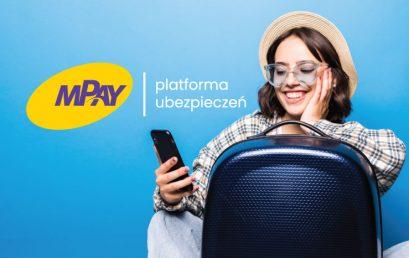 Ubezpieczenia turystyczne już dostępne w aplikacji mPay