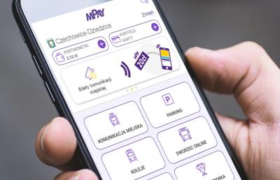 Nowy sposób na kupowanie telefonem biletów PKM Czechowice-Dziedzice